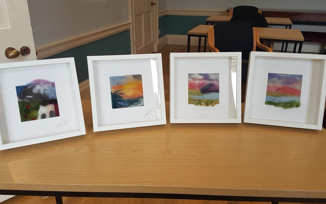 Kingshill House Art Centre workshop, 11/06/21